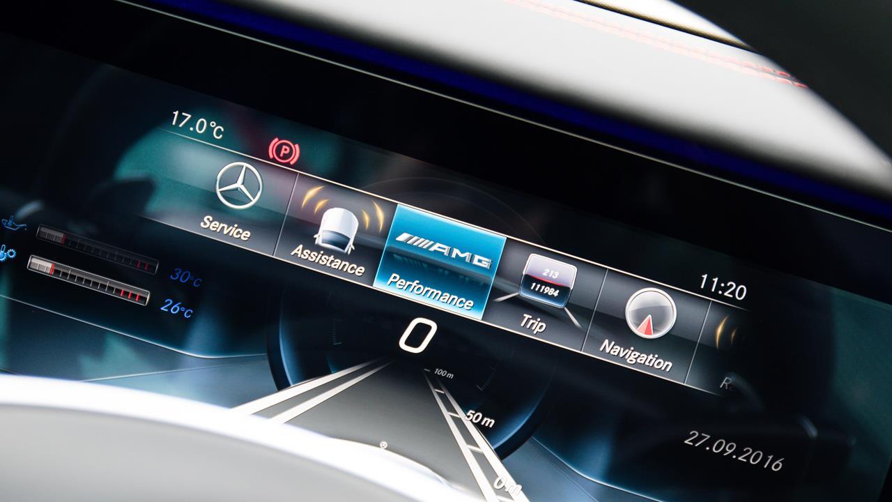 Mercedes-Benz AMG E43 photo 170090