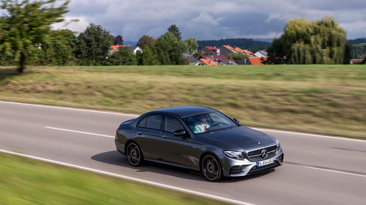 Mercedes-Benz AMG E43 photo 170094