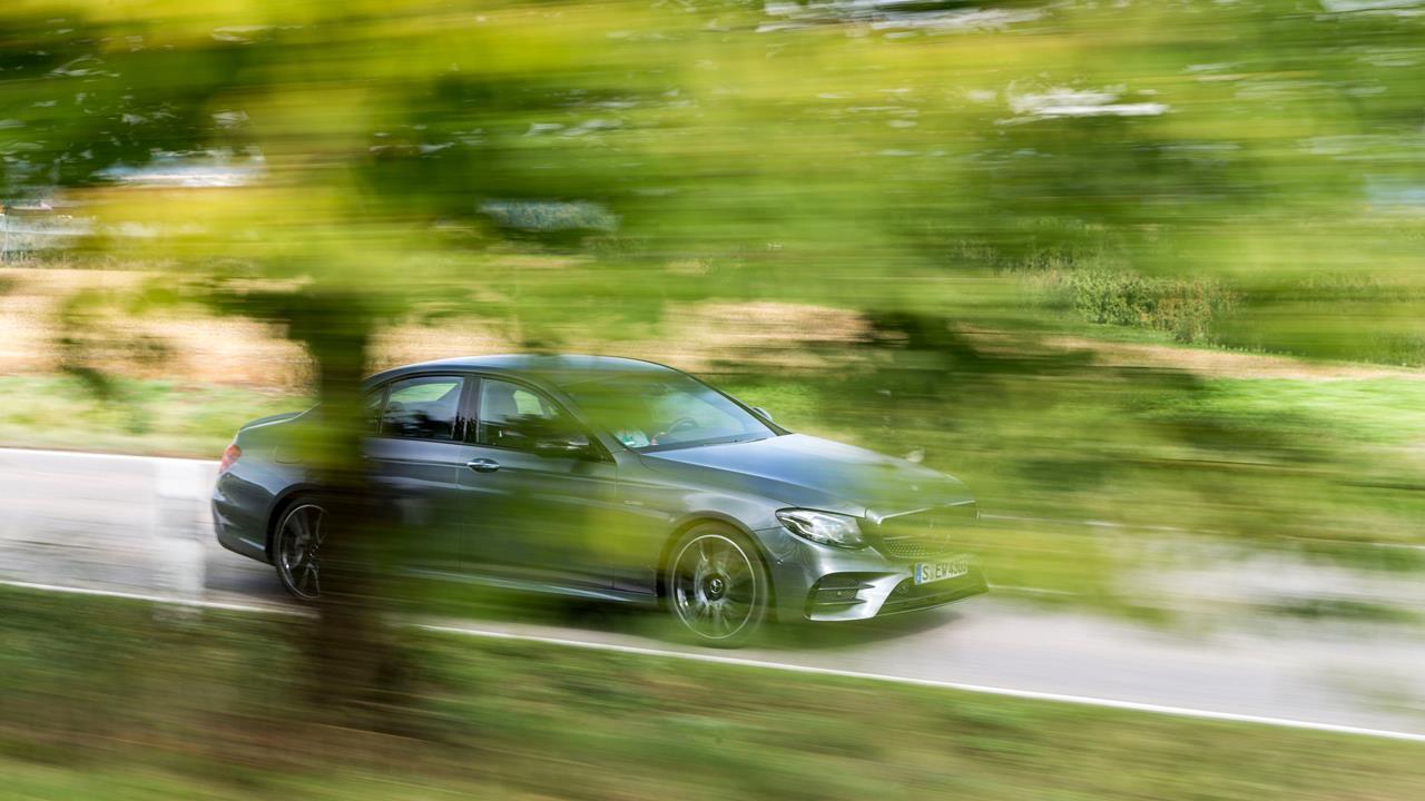 Mercedes-Benz AMG E43 photo 170095