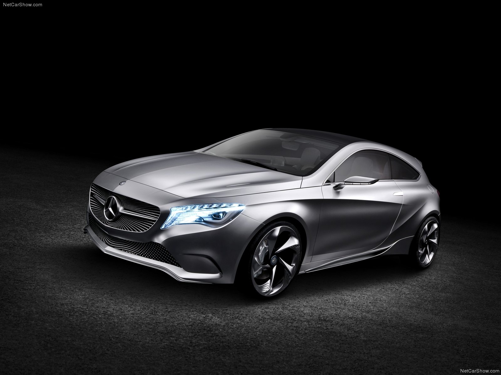 Mercedes benz a class concept picture 79986 mercedes for A class mercedes benz