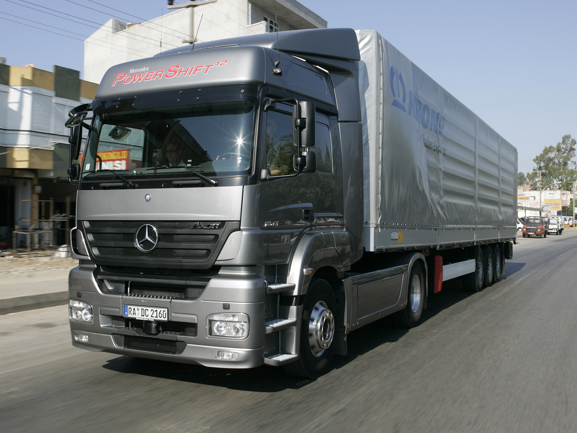 Mercedes Benz Axor picture # 50926 | Mercedes Benz photo gallery