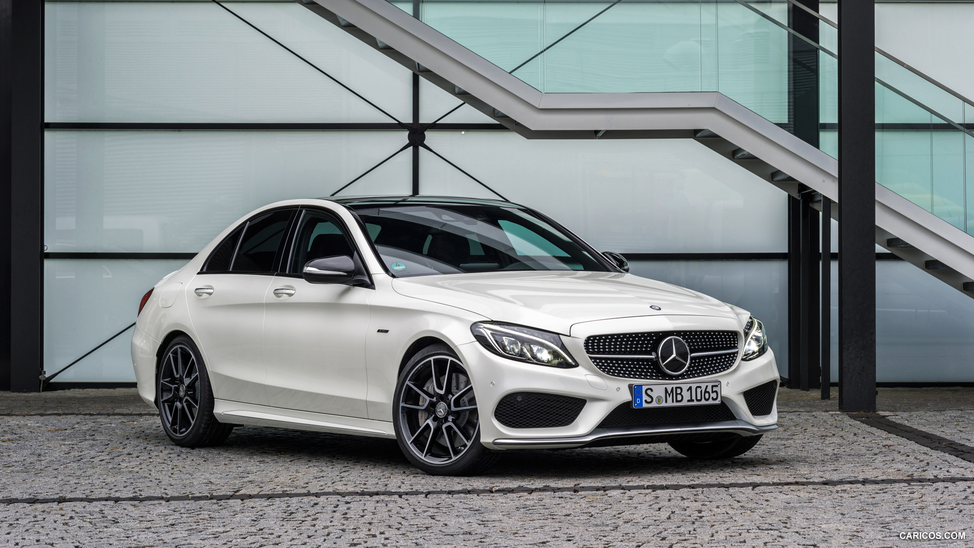 Mercedes Benz C450 AMG picture