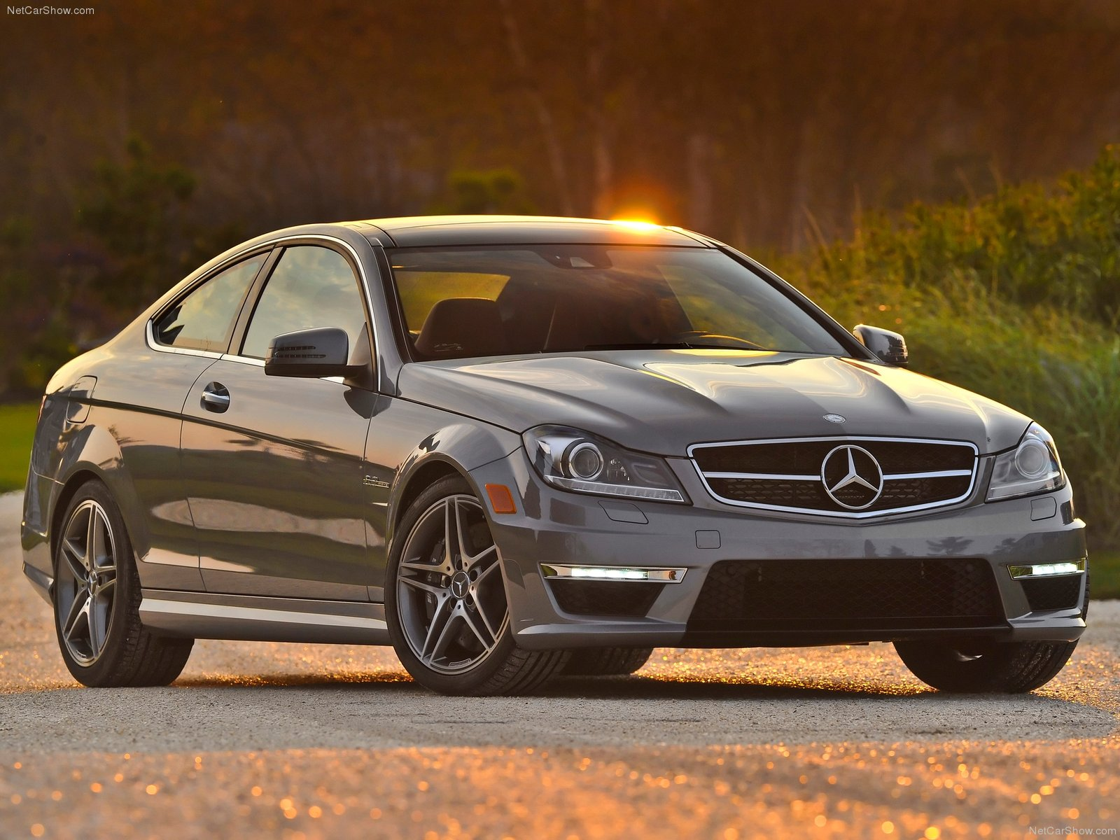 Mercedes-Benz C63 AMG Coupe photo 84573