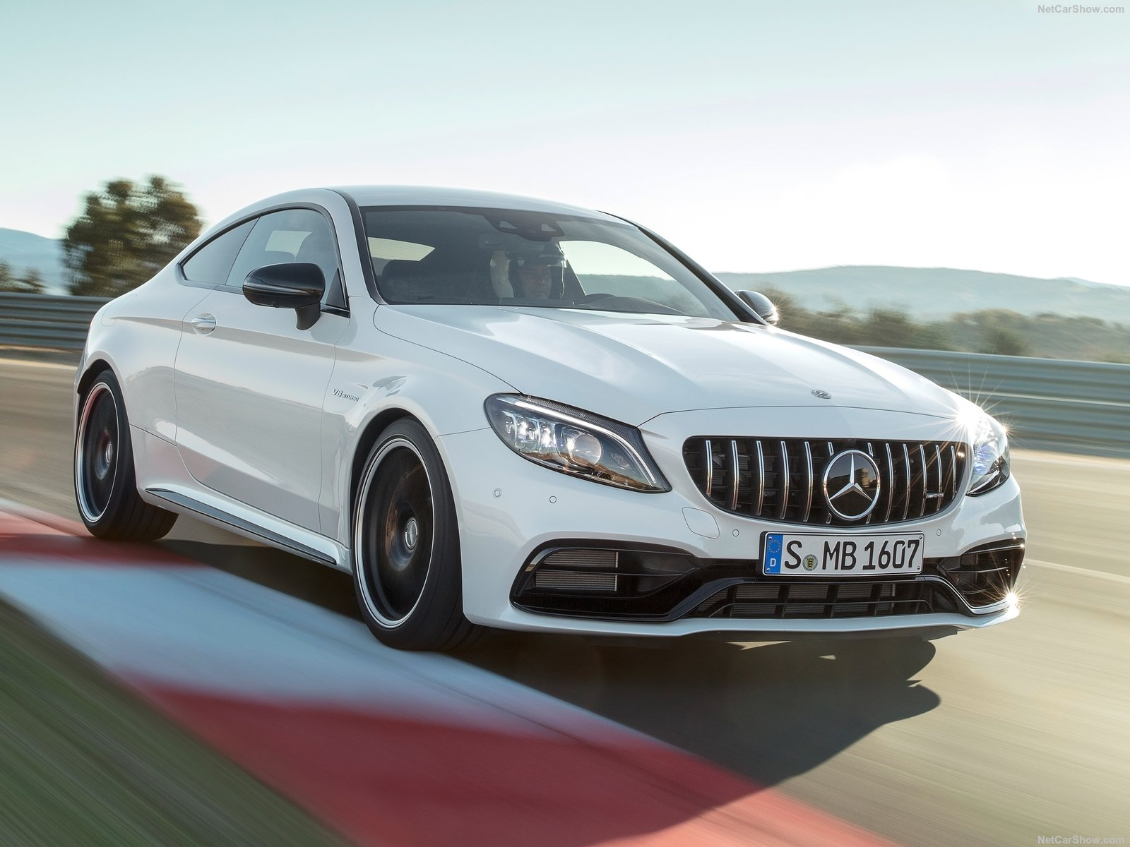 Mercedes-Benz C63 S AMG Coupe photo 187366