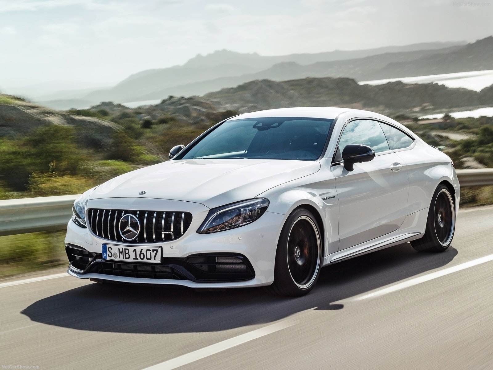 Mercedes-Benz C63 S AMG Coupe photo 187369