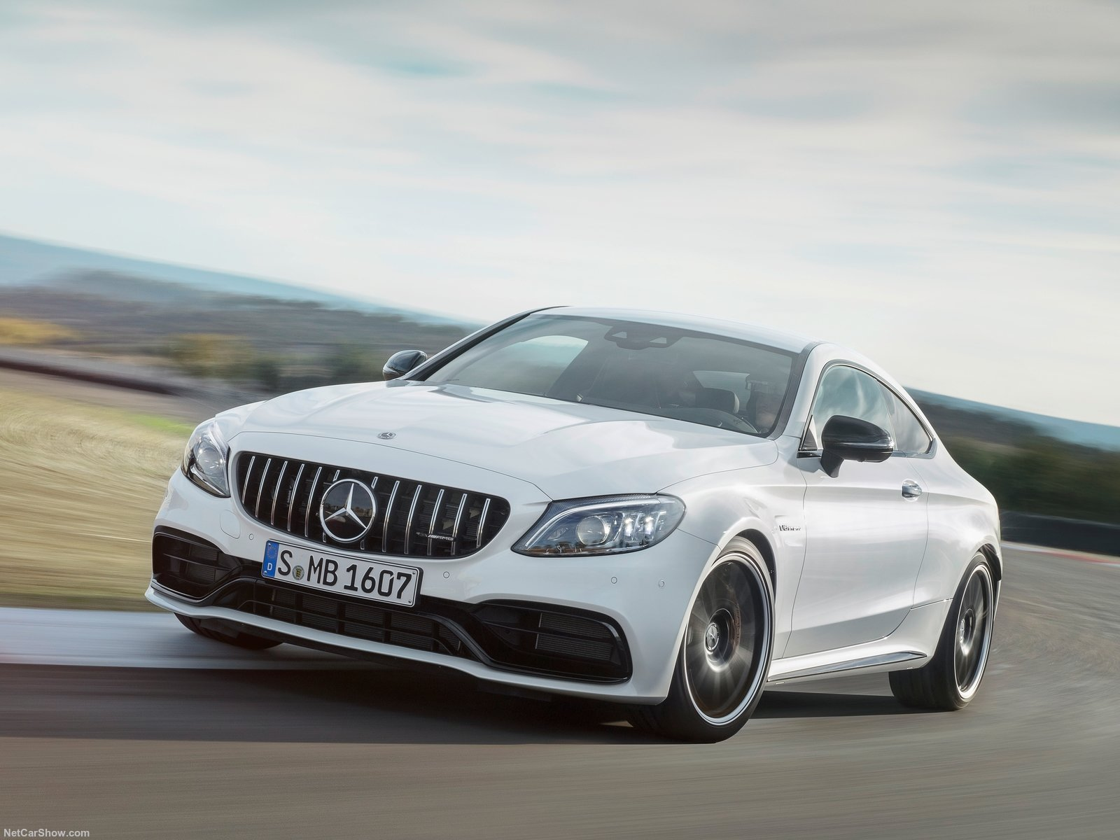 Mercedes-Benz C63 S AMG Coupe photo 187372