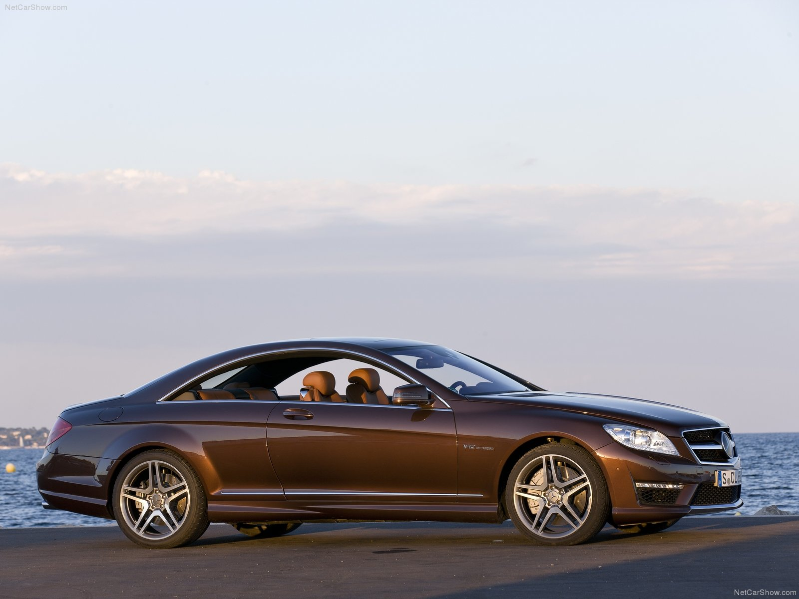 Mercedes benz cl65 amg photos photo gallery page 2 for Mercedes benz cl65