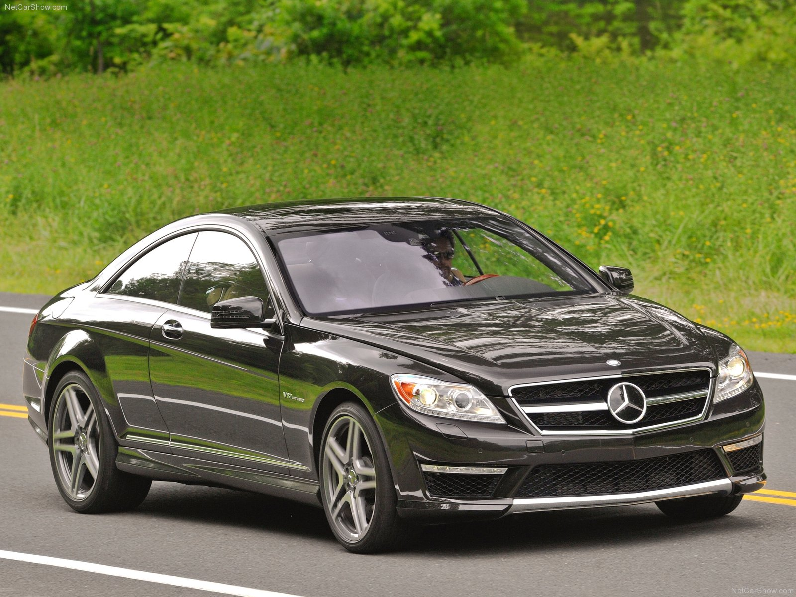 Mercedes benz cl65 amg photos photogallery with 24 pics for Mercedes benz cl65