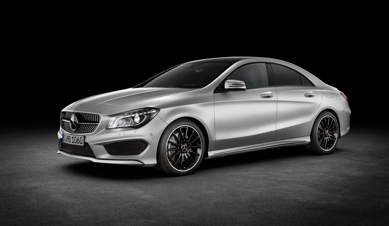 Mercedes benz cla 250 sport photos photogallery with 67 for Mercedes benz sport models