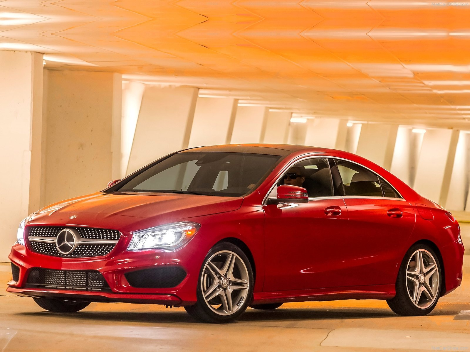 mercedes benz cla 250 sport picture 115038 mercedes benz photo gallery. Black Bedroom Furniture Sets. Home Design Ideas