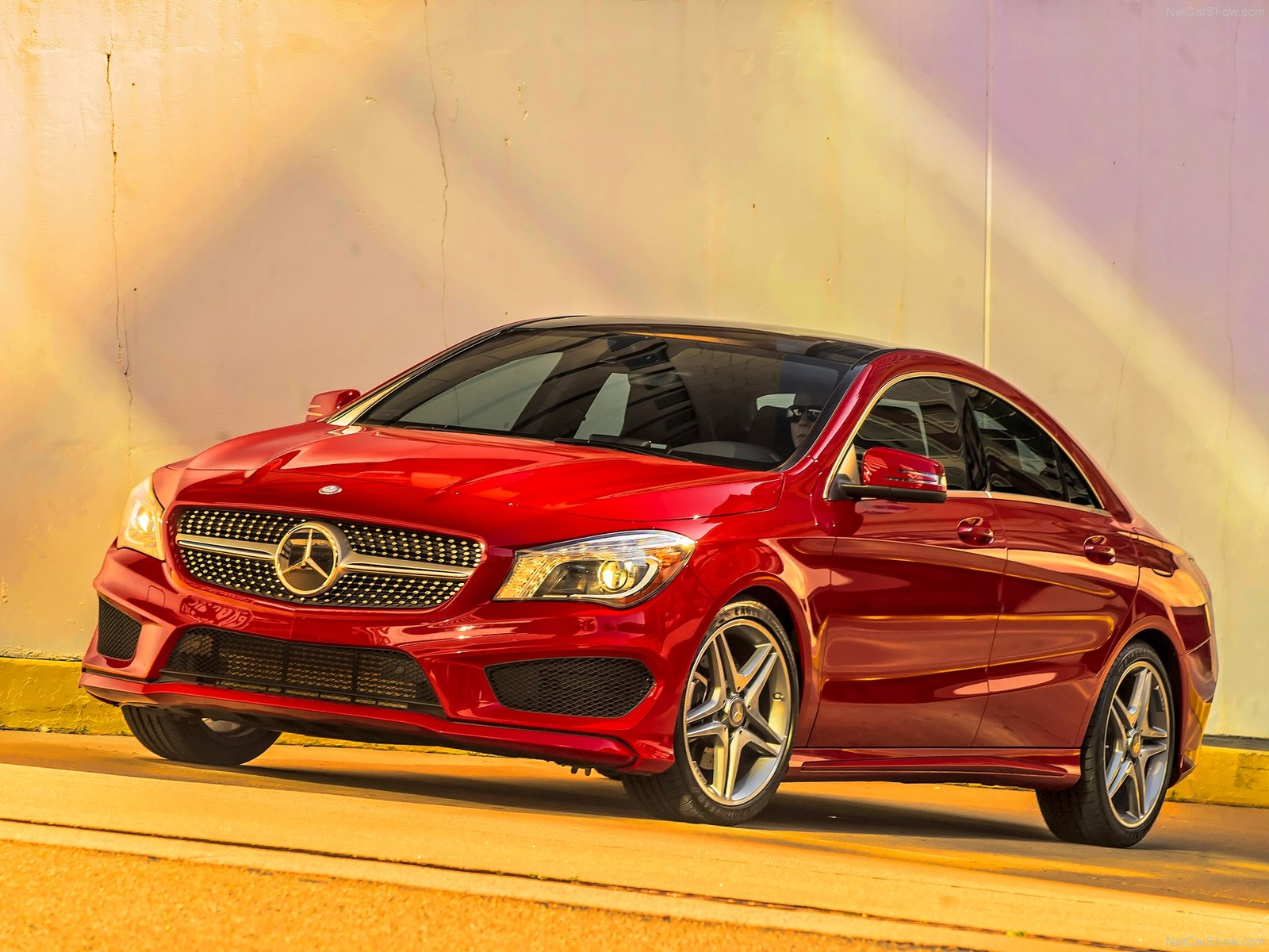 mercedes benz cla 250 sport photos photogallery with 67 pics. Black Bedroom Furniture Sets. Home Design Ideas