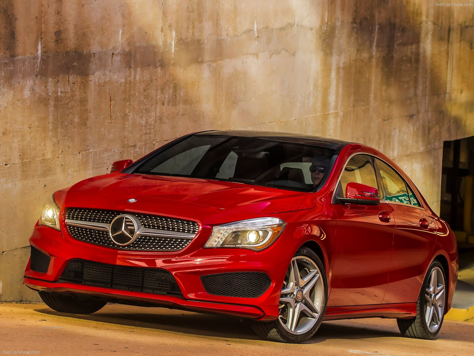 mercedes benz cla 250 sport picture 115040 mercedes benz photo gallery. Black Bedroom Furniture Sets. Home Design Ideas