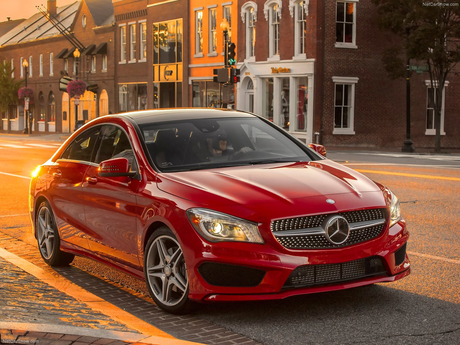 Mercedes Full Size Suv >> Mercedes-Benz CLA 250 Sport photos - PhotoGallery with 67 pics| CarsBase.com