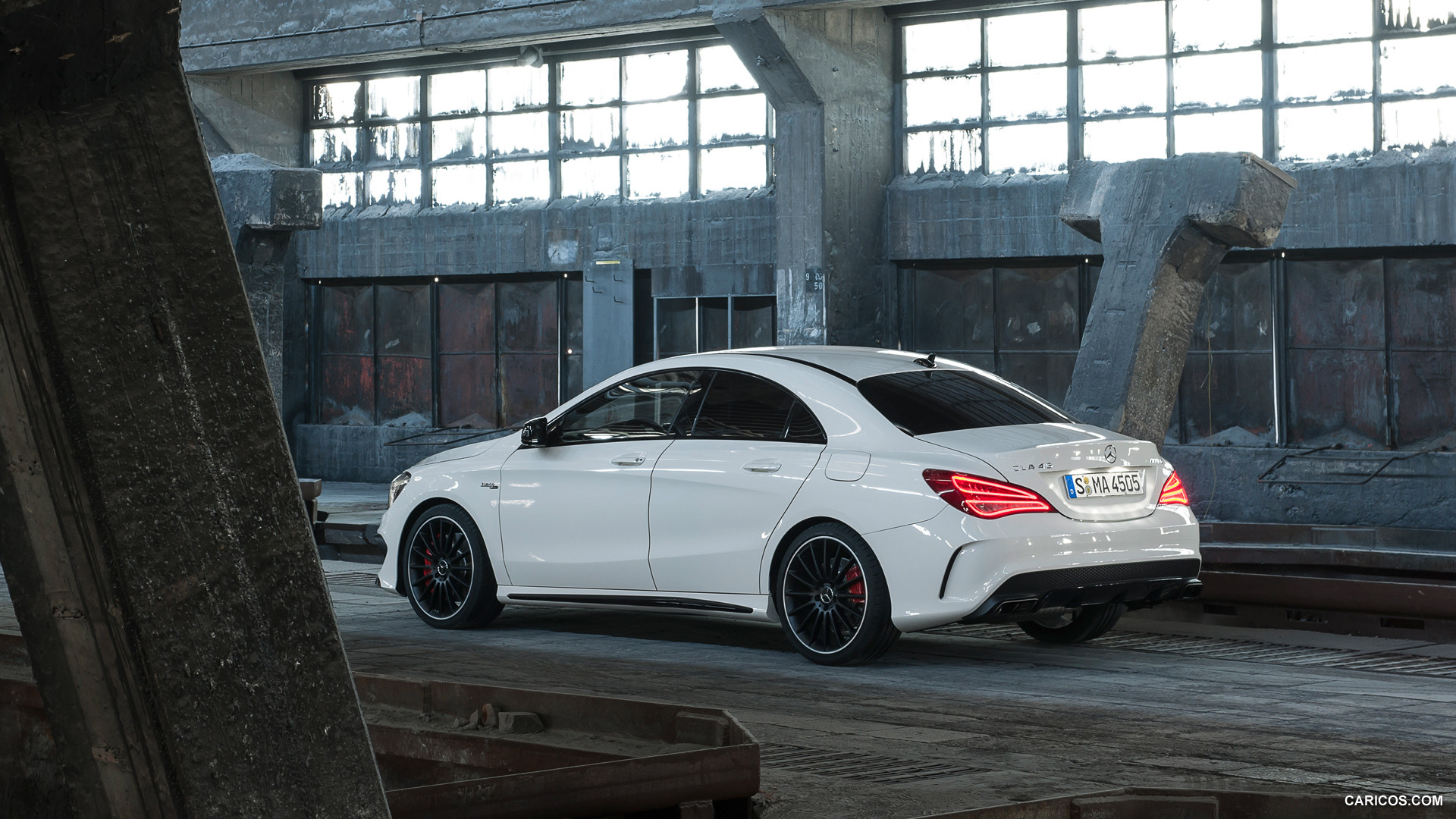 Mercedes Benz Cla Amg Mp Pic