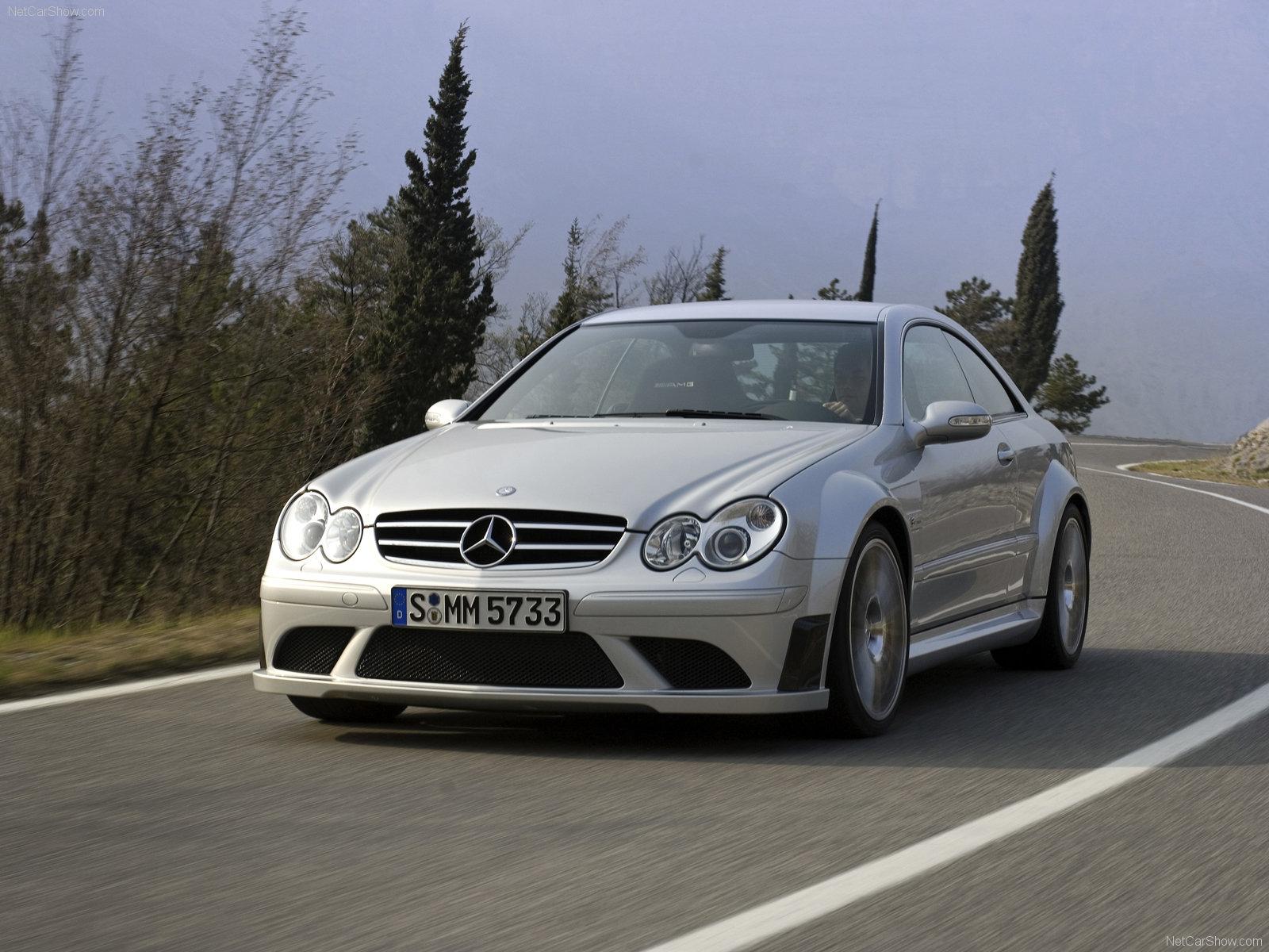 Mercedes benz clk63 amg black series photos photogallery for Mercedes benz clk63 amg black series