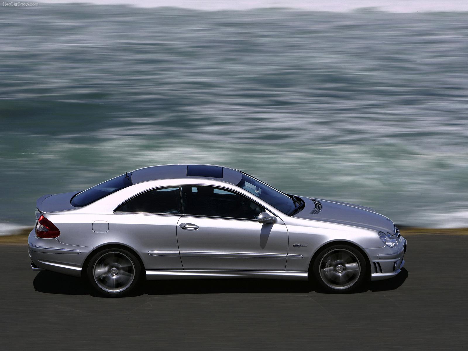Mercedes benz clk amg photos photogallery with 38 pics for Mercedes benz clk 2006