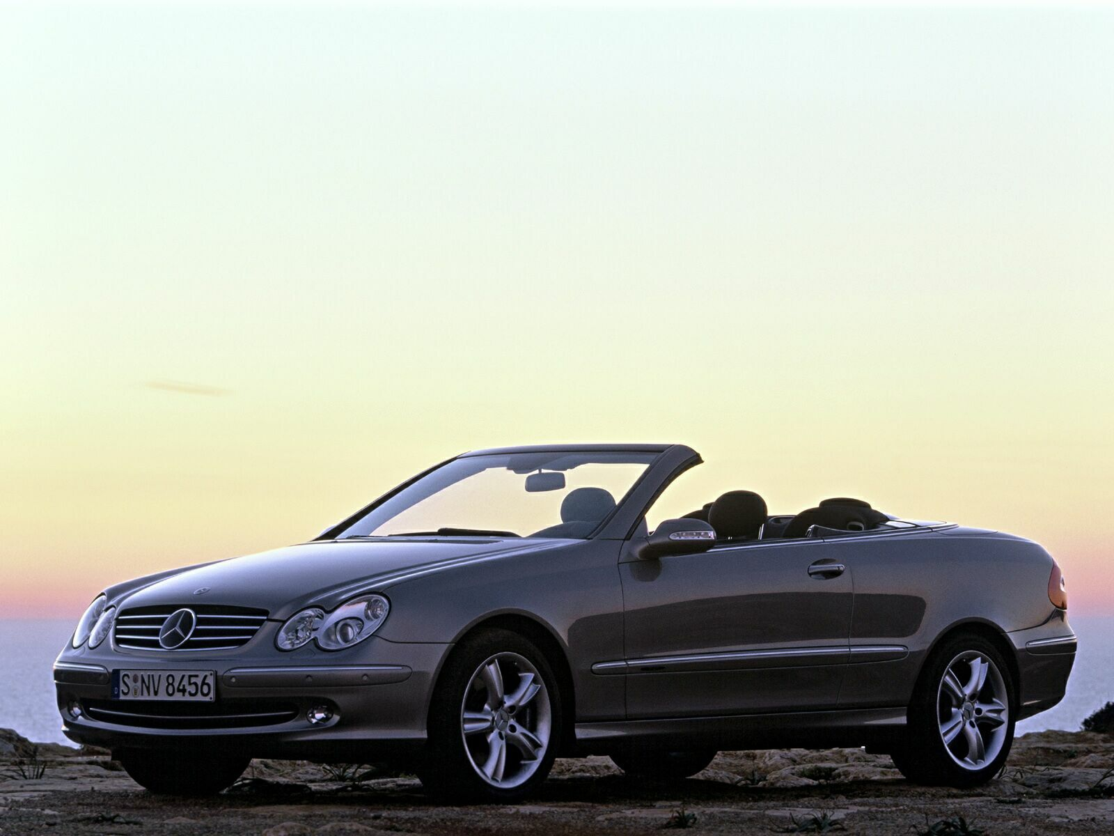 mercedes benz clk cabriolet picture 11087 mercedes benz photo gallery. Black Bedroom Furniture Sets. Home Design Ideas