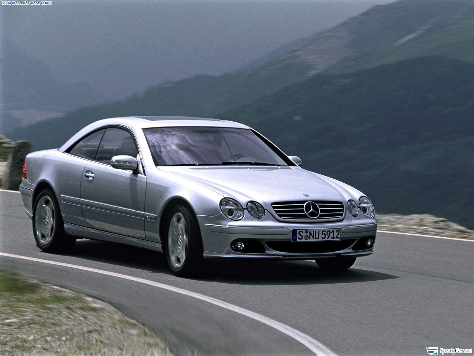 Mercedes benz cl class w215 picture 4515 mercedes benz for Mercedes benz cl class
