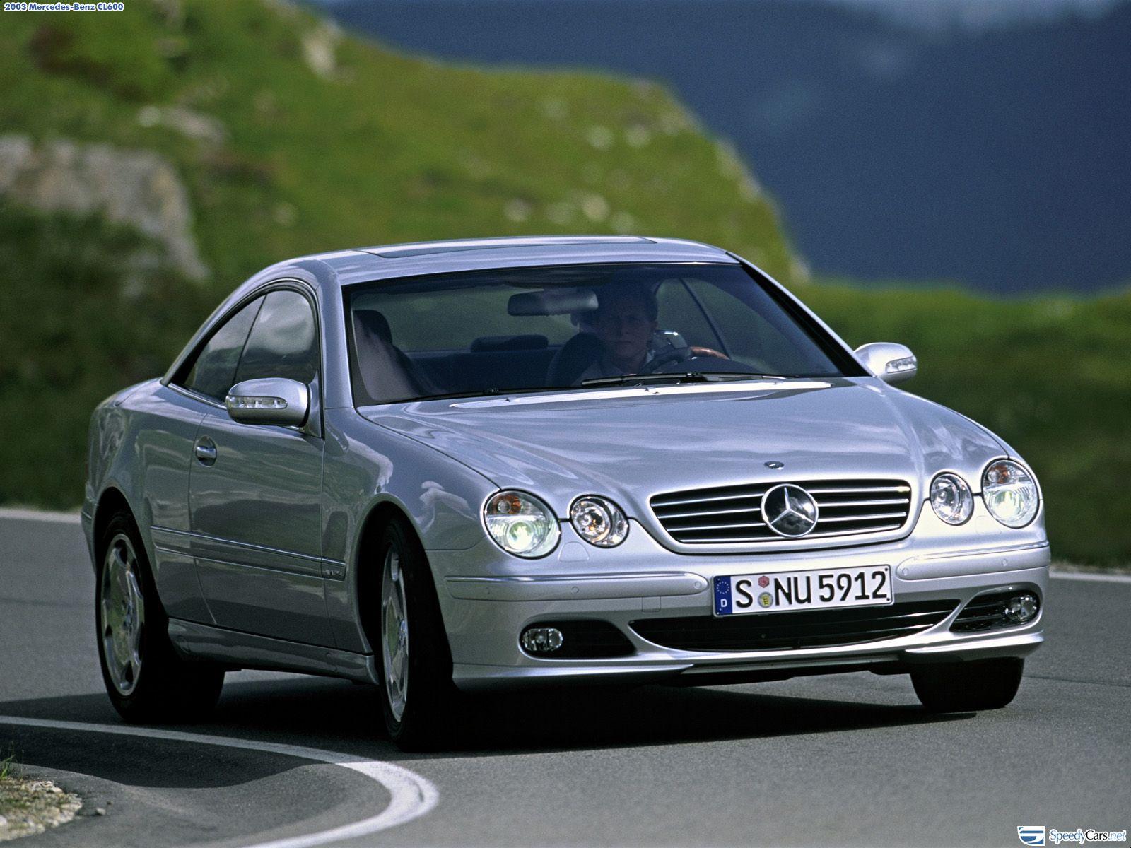 Mercedes benz cl class w215 picture 4517 mercedes benz for Mercedes benz cl class