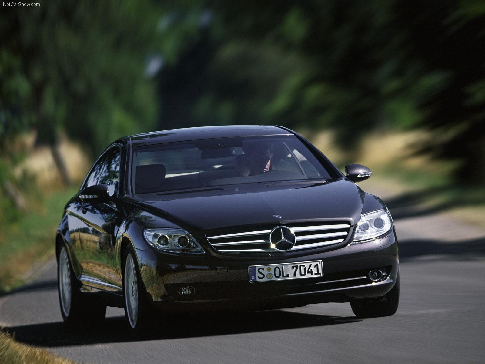 Mercedes-Benz CL-Class W216 Picture # 38118