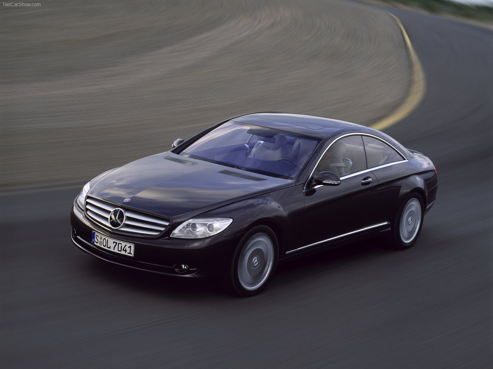 mercedes benz cl class w216 photos photogallery with 25. Black Bedroom Furniture Sets. Home Design Ideas