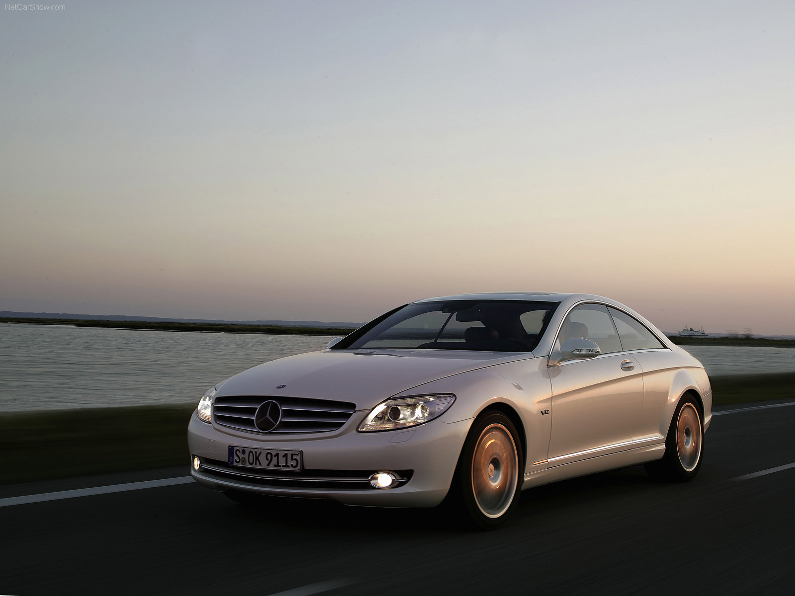 Mercedes benz cl class w216 picture 38166 mercedes for Mercedes benz cl class