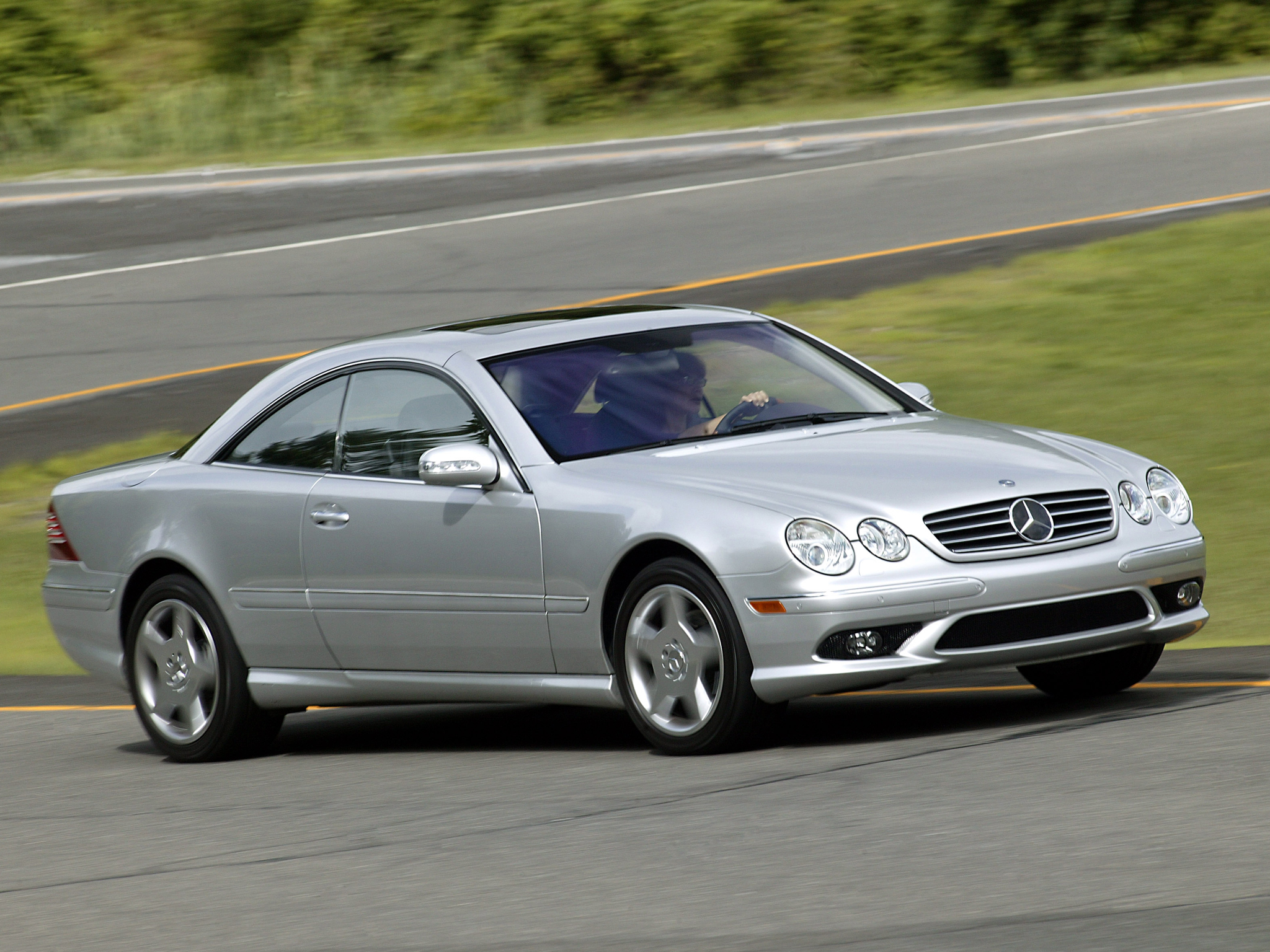 Mercedes benz cl photos photogallery with 100 pics for Cl mercedes benz
