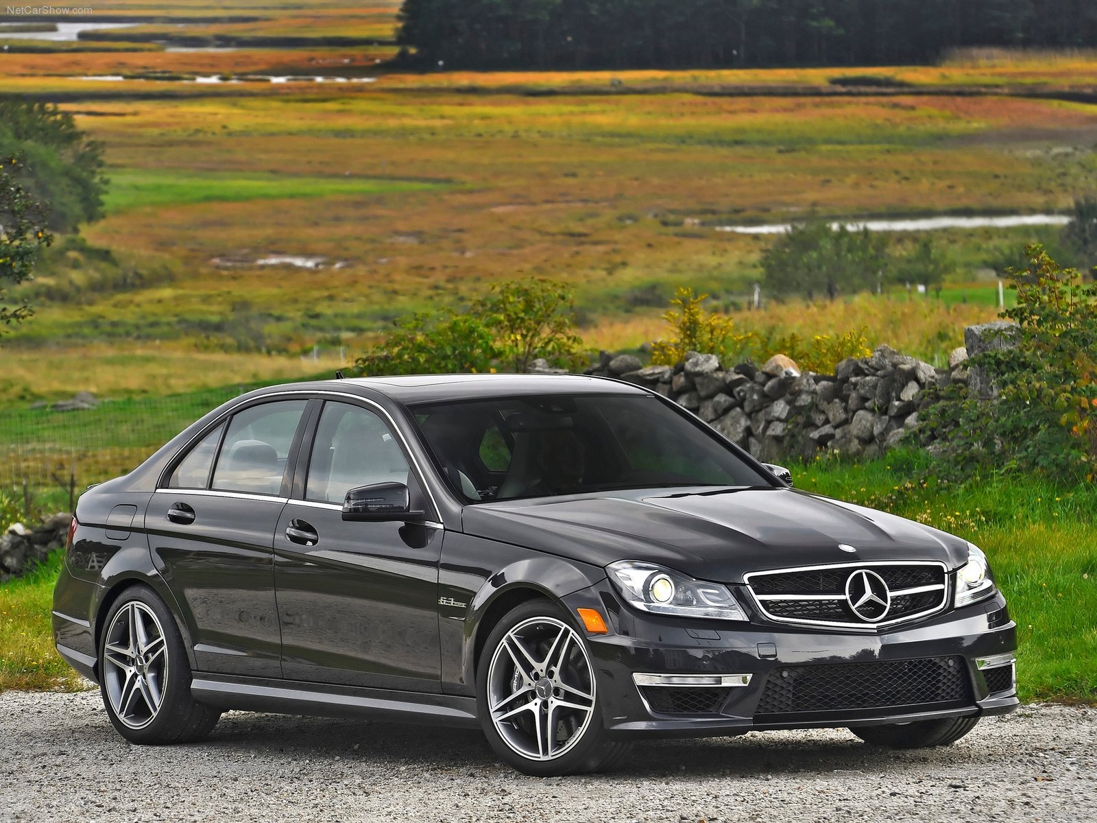 mercedes benz c class amg photos photogallery with 113. Black Bedroom Furniture Sets. Home Design Ideas
