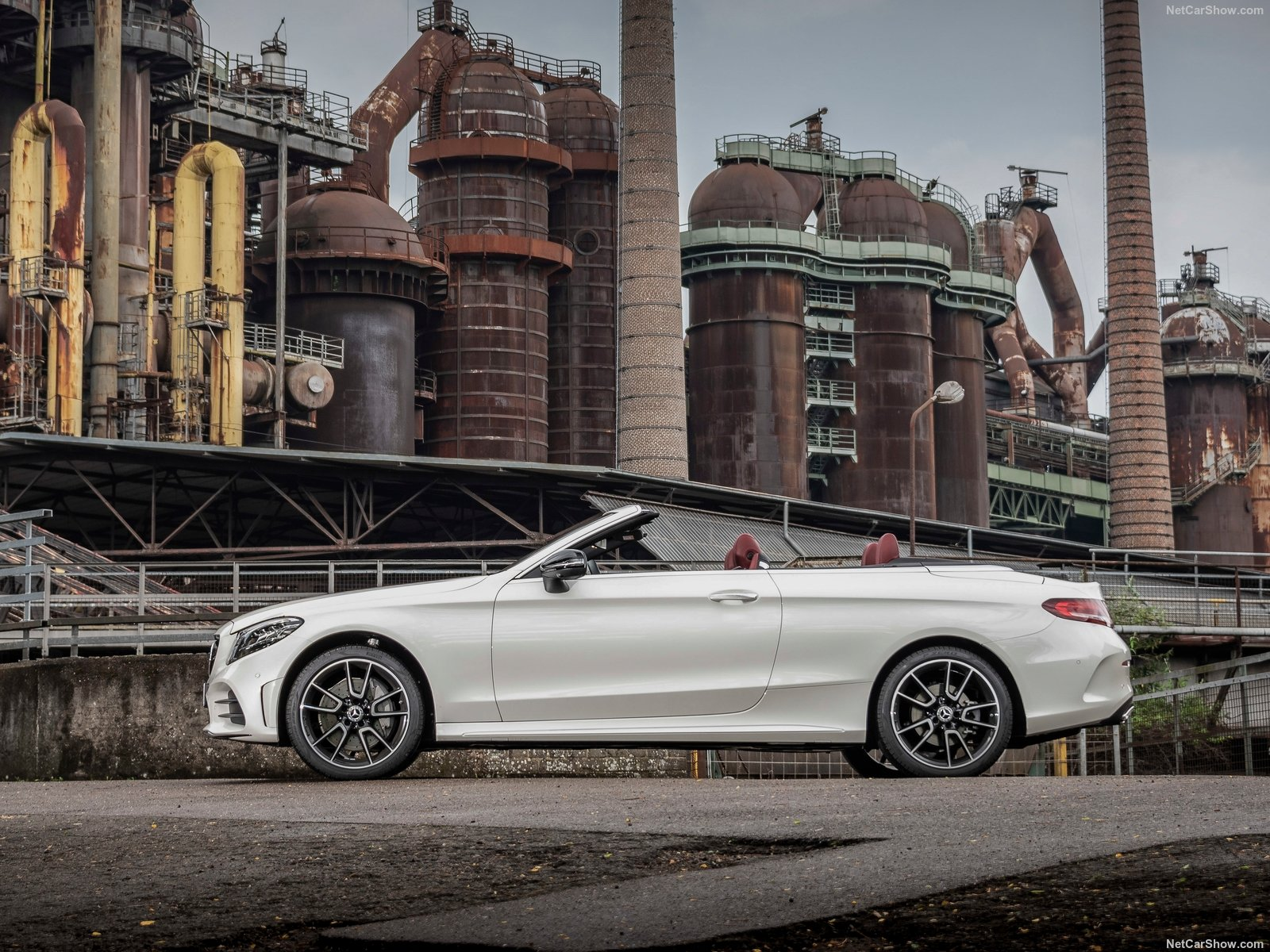 Mercedes-Benz C-Class Cabriolet photo 190428