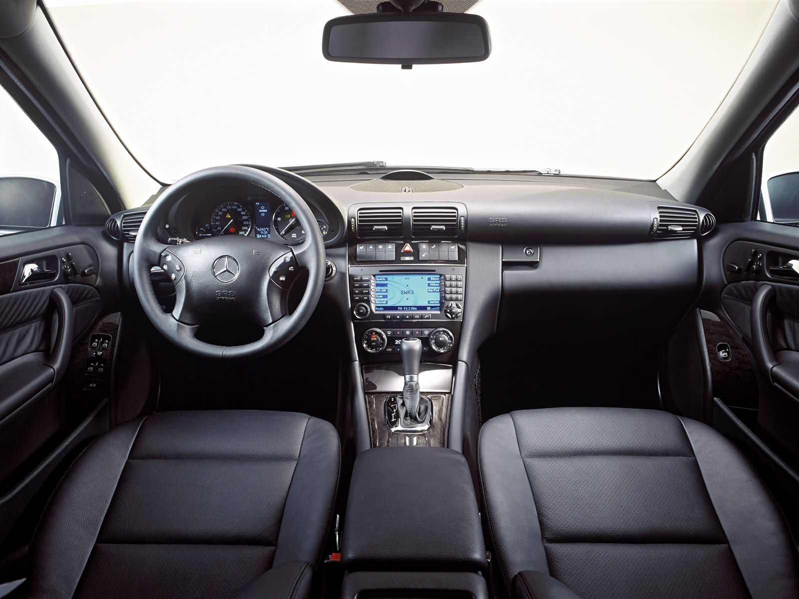 Mercedes Benz C Class W203 Photos Photo Gallery Page 4