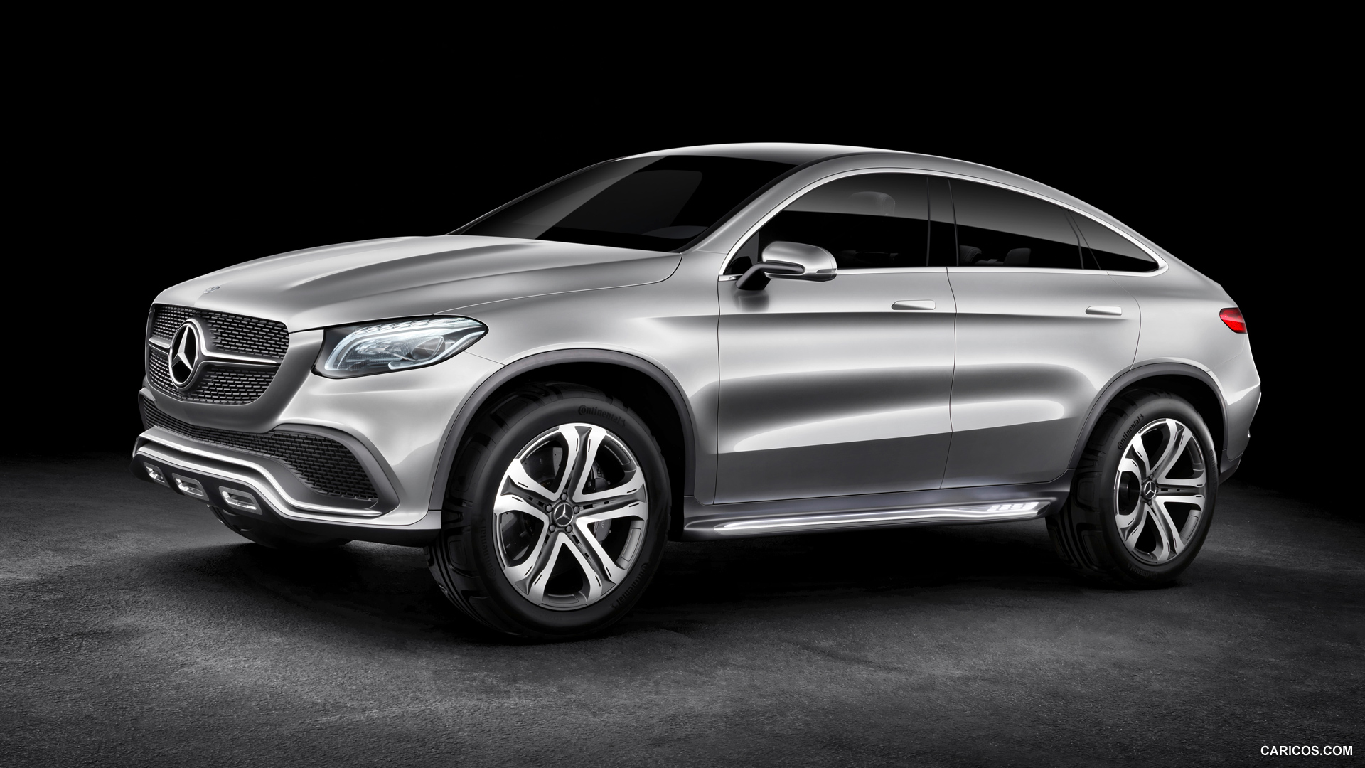 mercedes benz coupe suv photo 117247