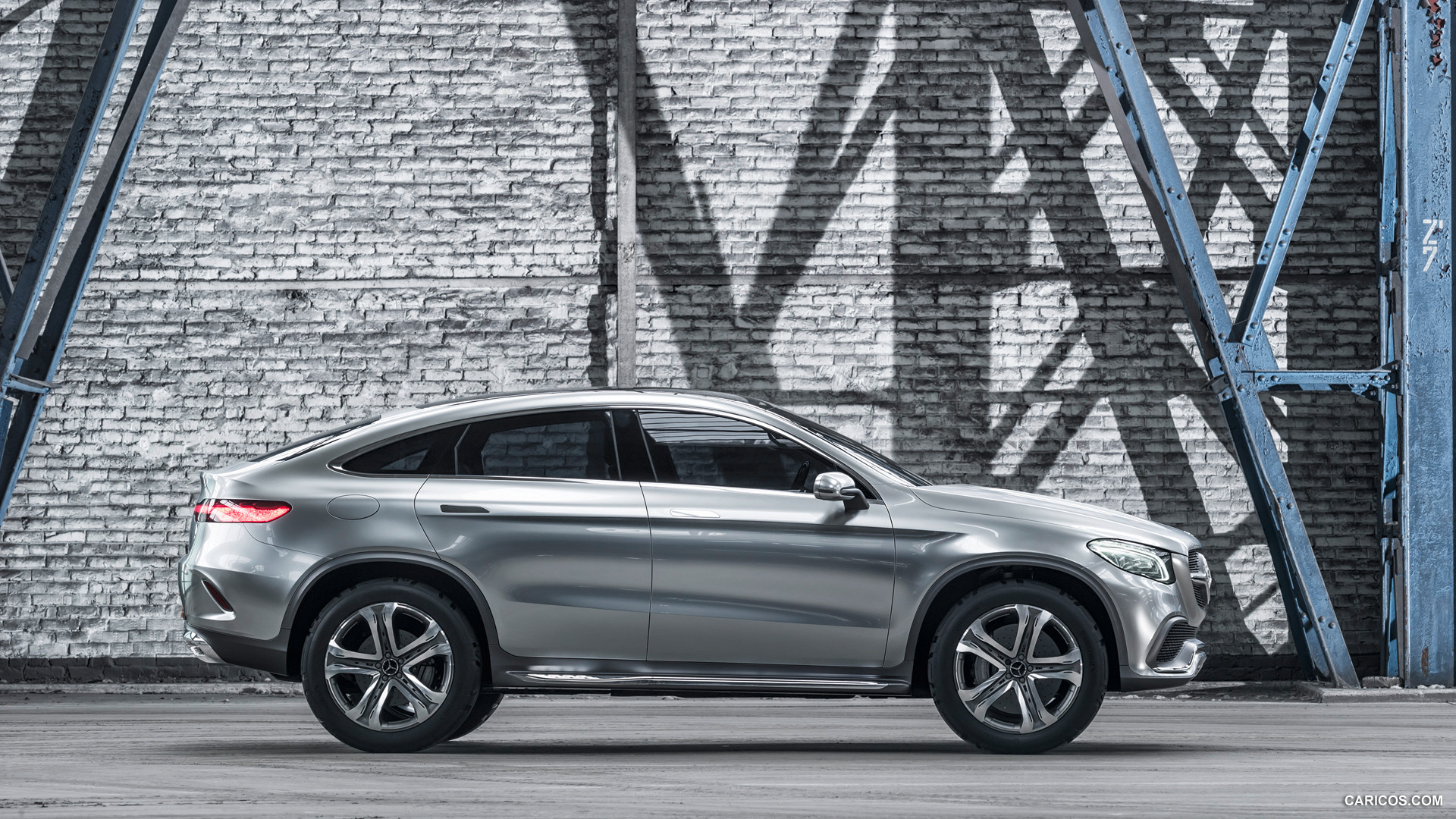Mercedes B Class Electric >> Mercedes-Benz Coupe SUV photos - PhotoGallery with 17 pics| CarsBase.com