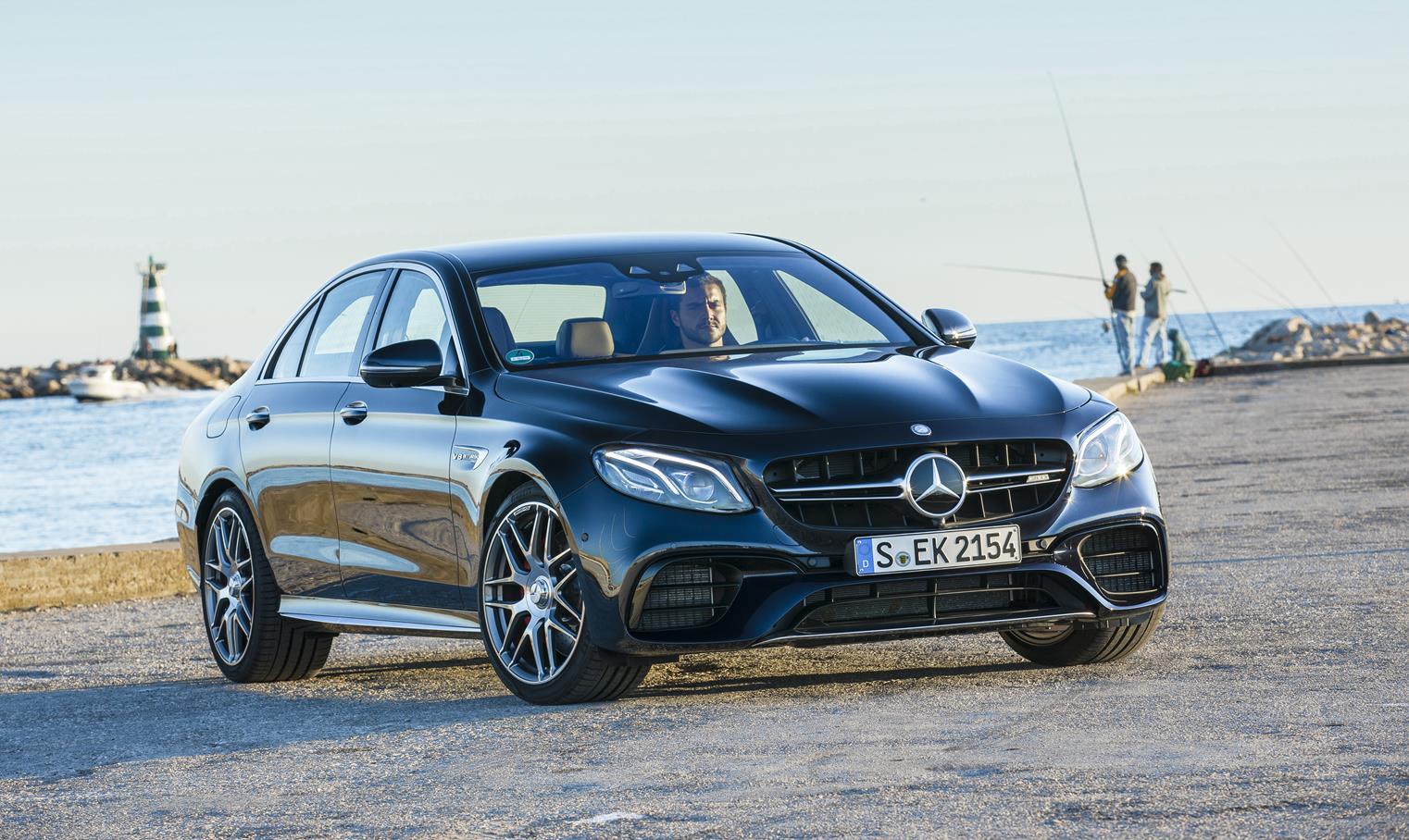 Mercedes-Benz E63 AMG photo 171929