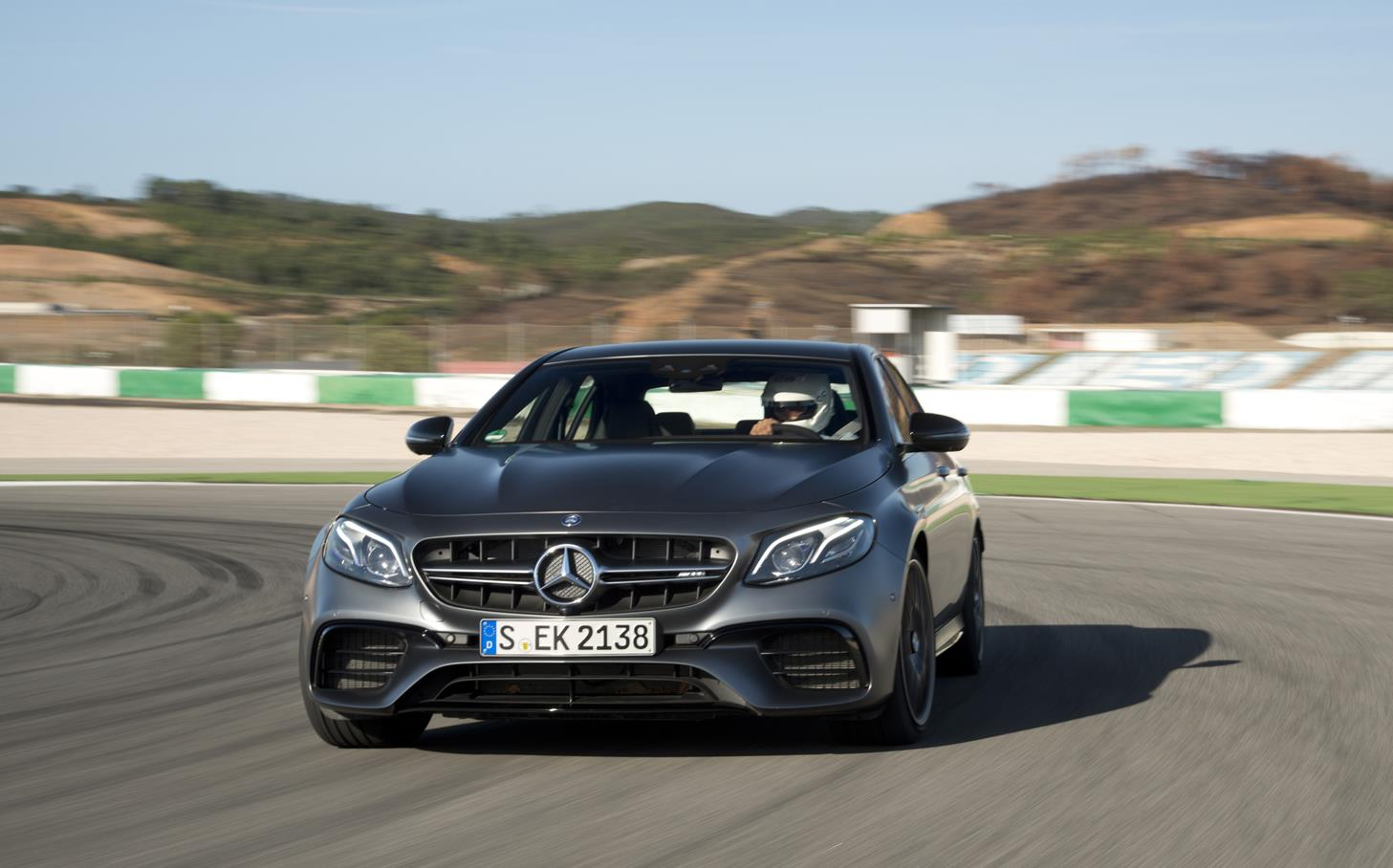 Mercedes-Benz E63 AMG photo 171938