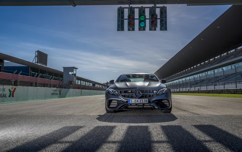 Mercedes-Benz E63 AMG photo 171939