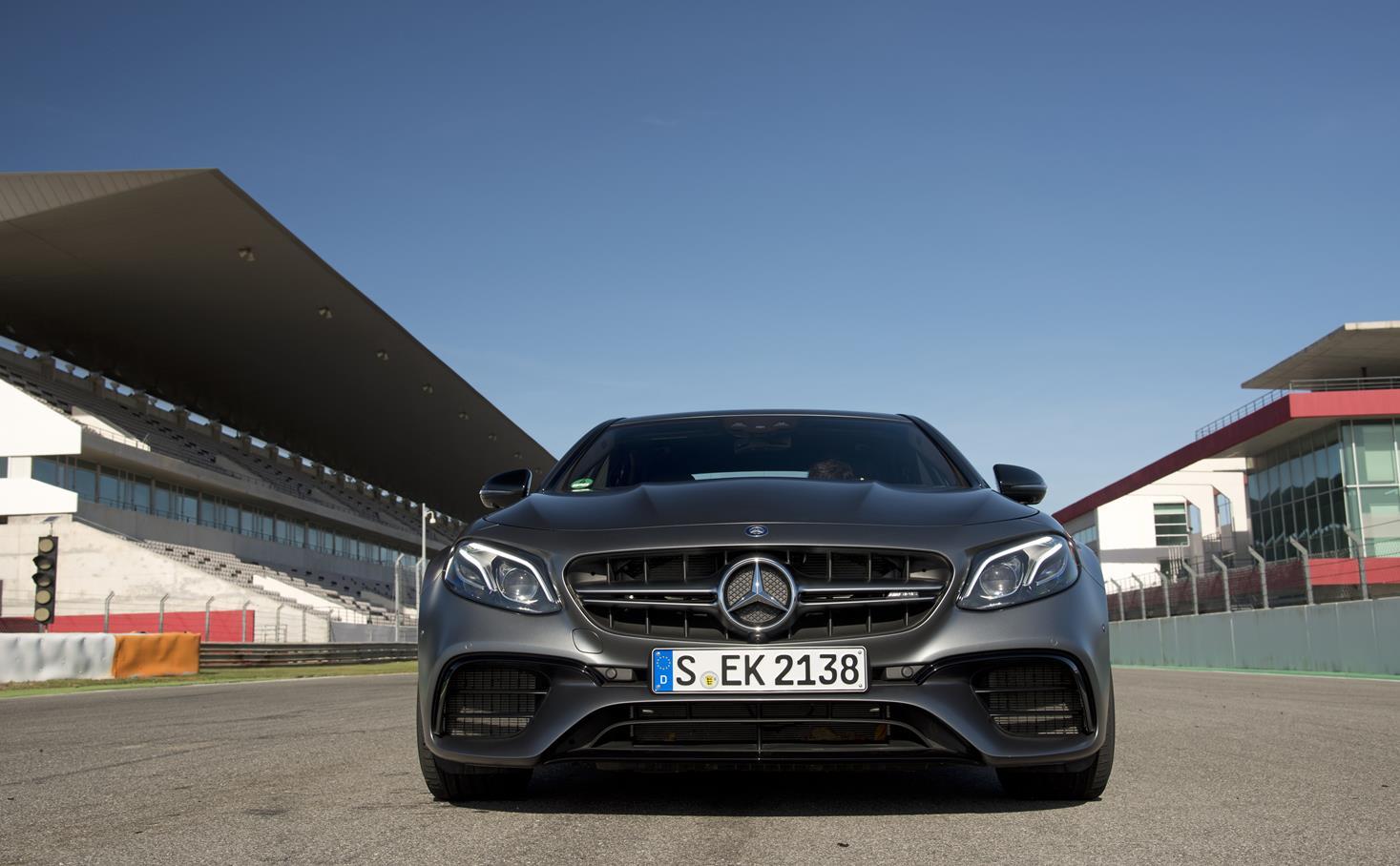 Mercedes-Benz E63 AMG photo 171940