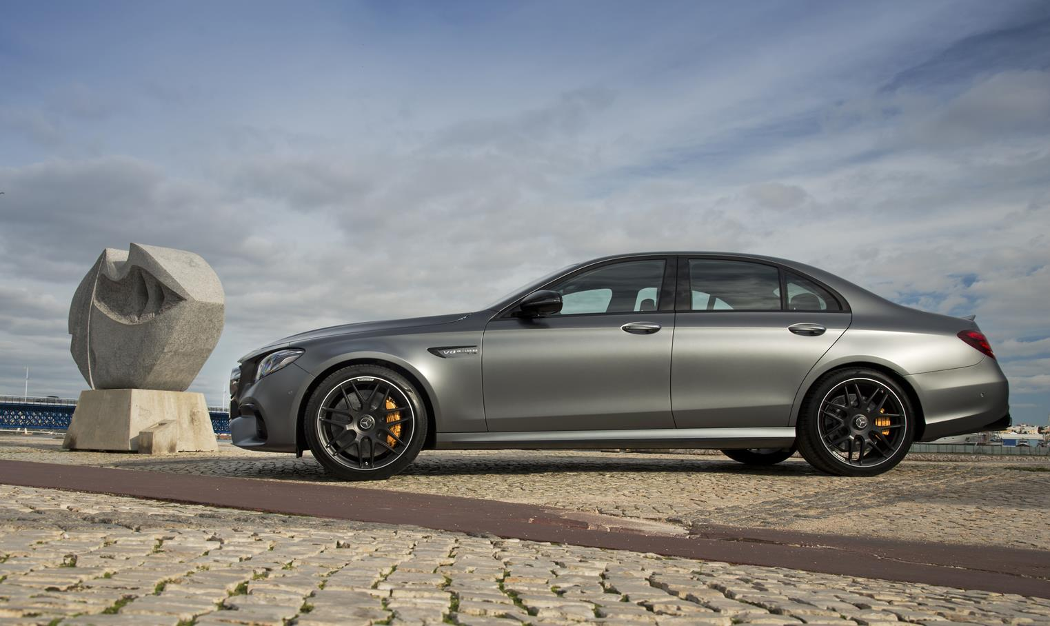 Mercedes-Benz E63 AMG photo 171944
