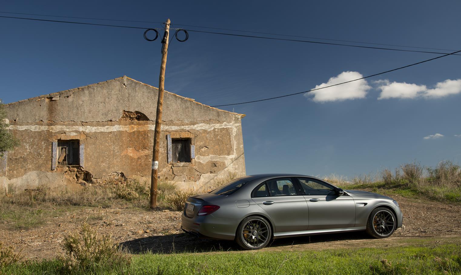 Mercedes-Benz E63 AMG photo 171945