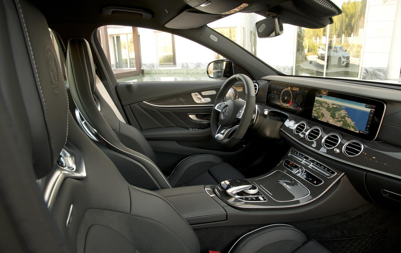 Mercedes-Benz E63 AMG photo 171950