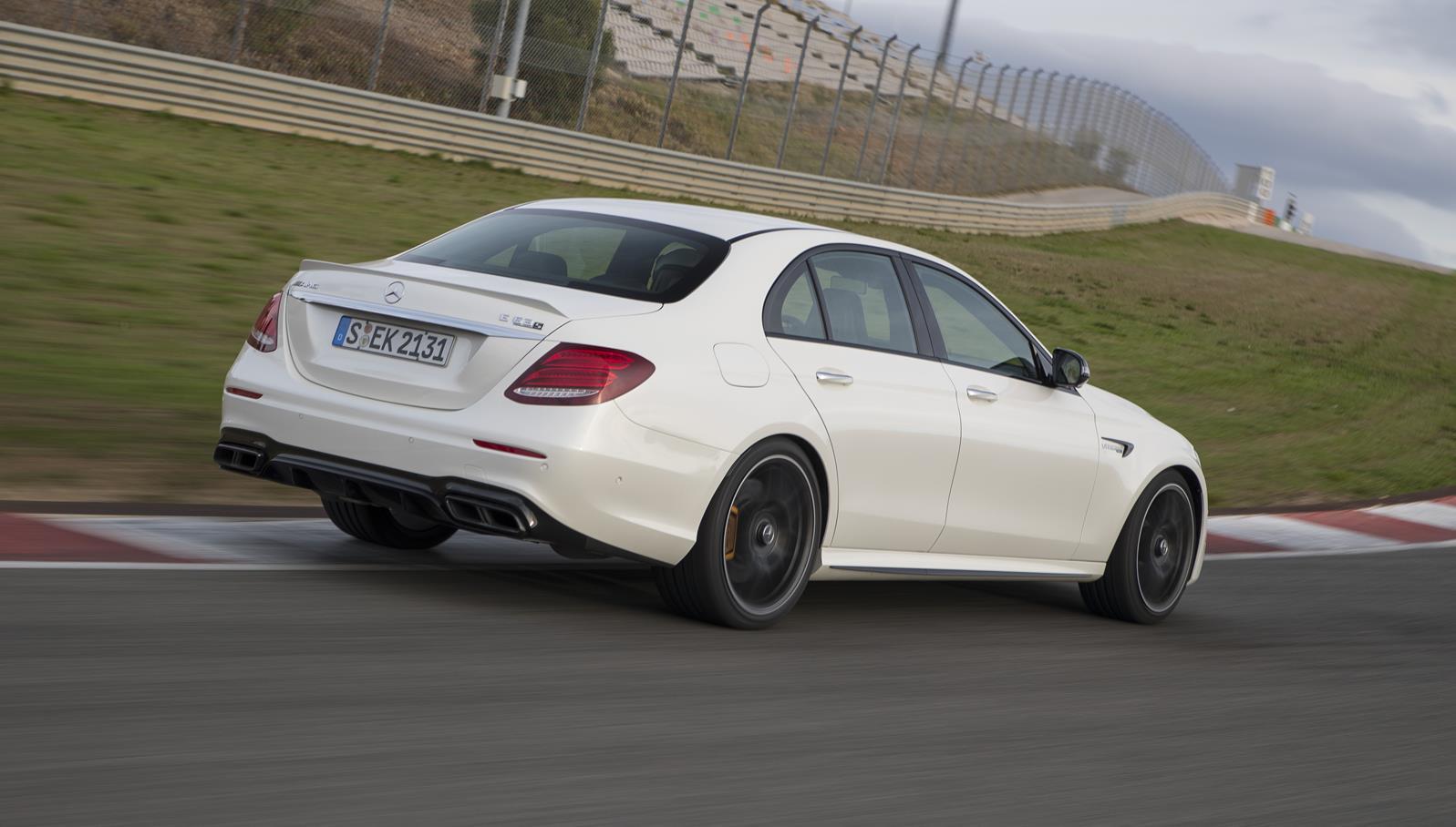 Mercedes-Benz E63 AMG photo 171966