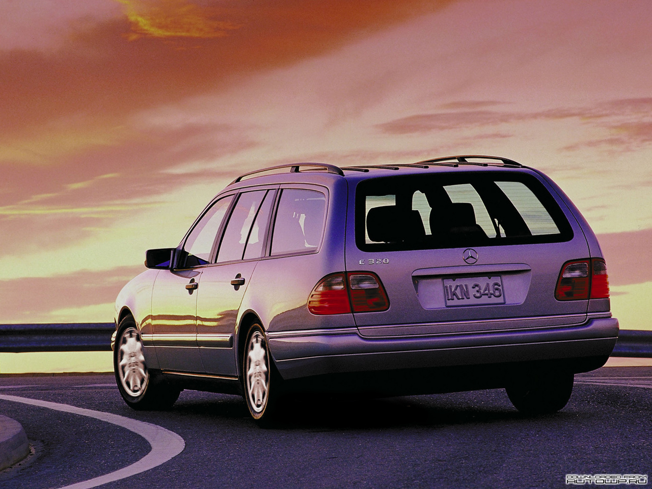 Mercedes benz e class estate s210 picture 76685 for 1999 mercedes benz e320 4matic