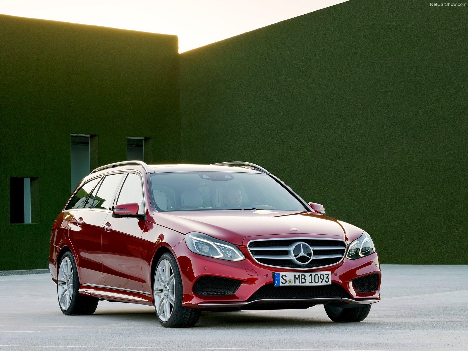 Mercedes-Benz E-Class Estate photos - PhotoGallery with 215 pics ...