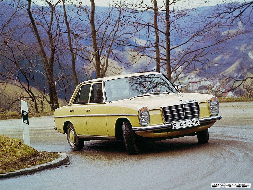 Mercedes benz e class w114 w115 photos photogallery with for Mercedes benz w115 for sale