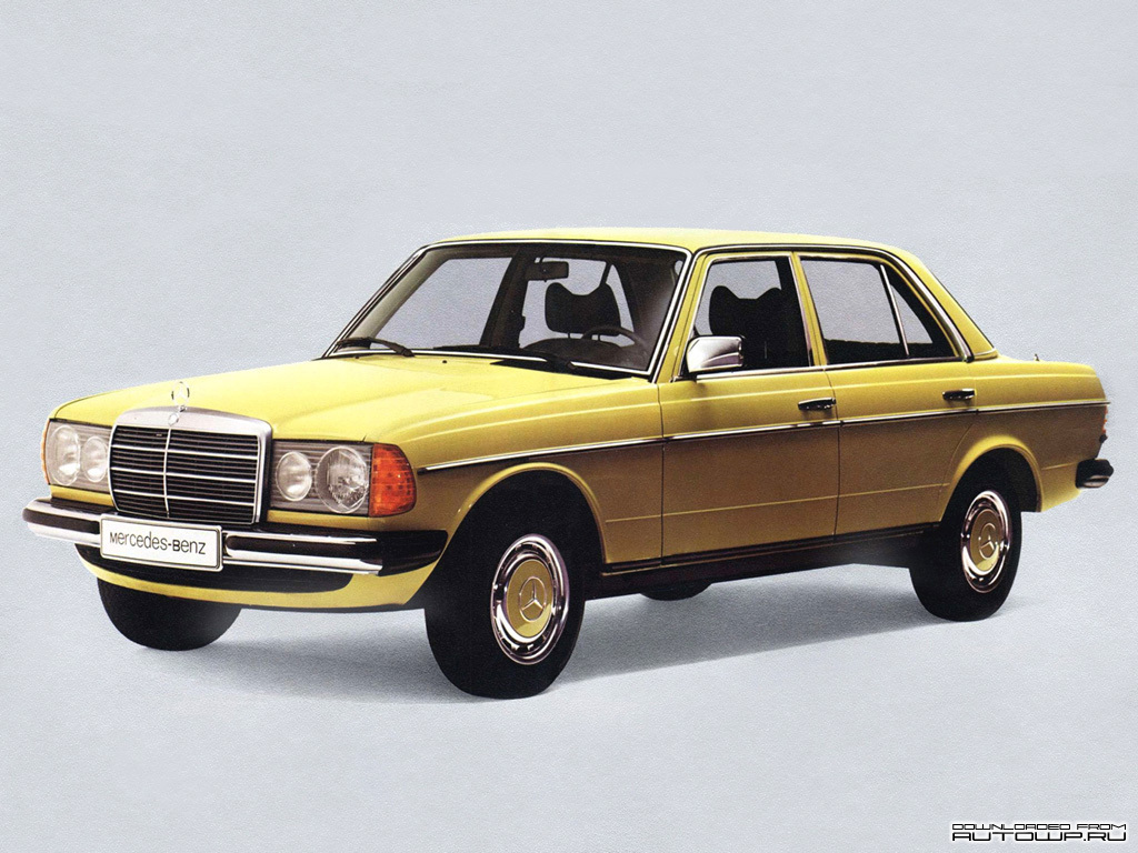 You can vote for this Mercedes-Benz E-Class W123 photo