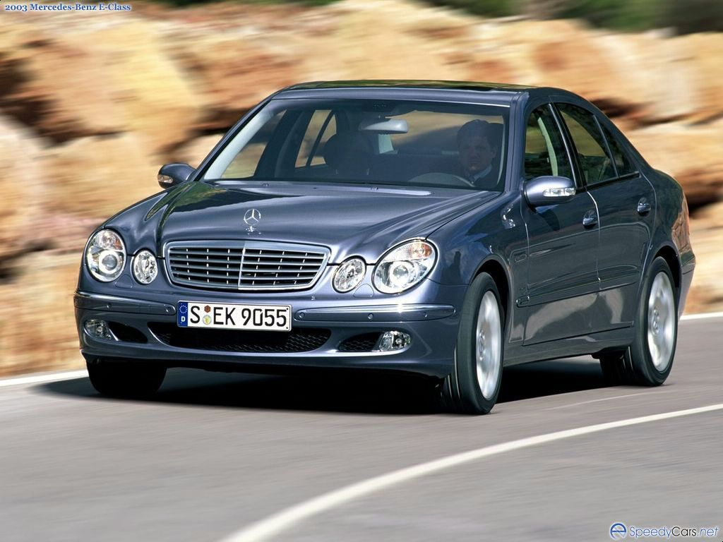 mercedes benz e class w211 photos photo gallery page 3. Black Bedroom Furniture Sets. Home Design Ideas