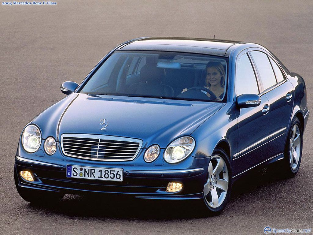Mercedes benz e class w211 photos photo gallery page 3 for Mercedes benz forum e class