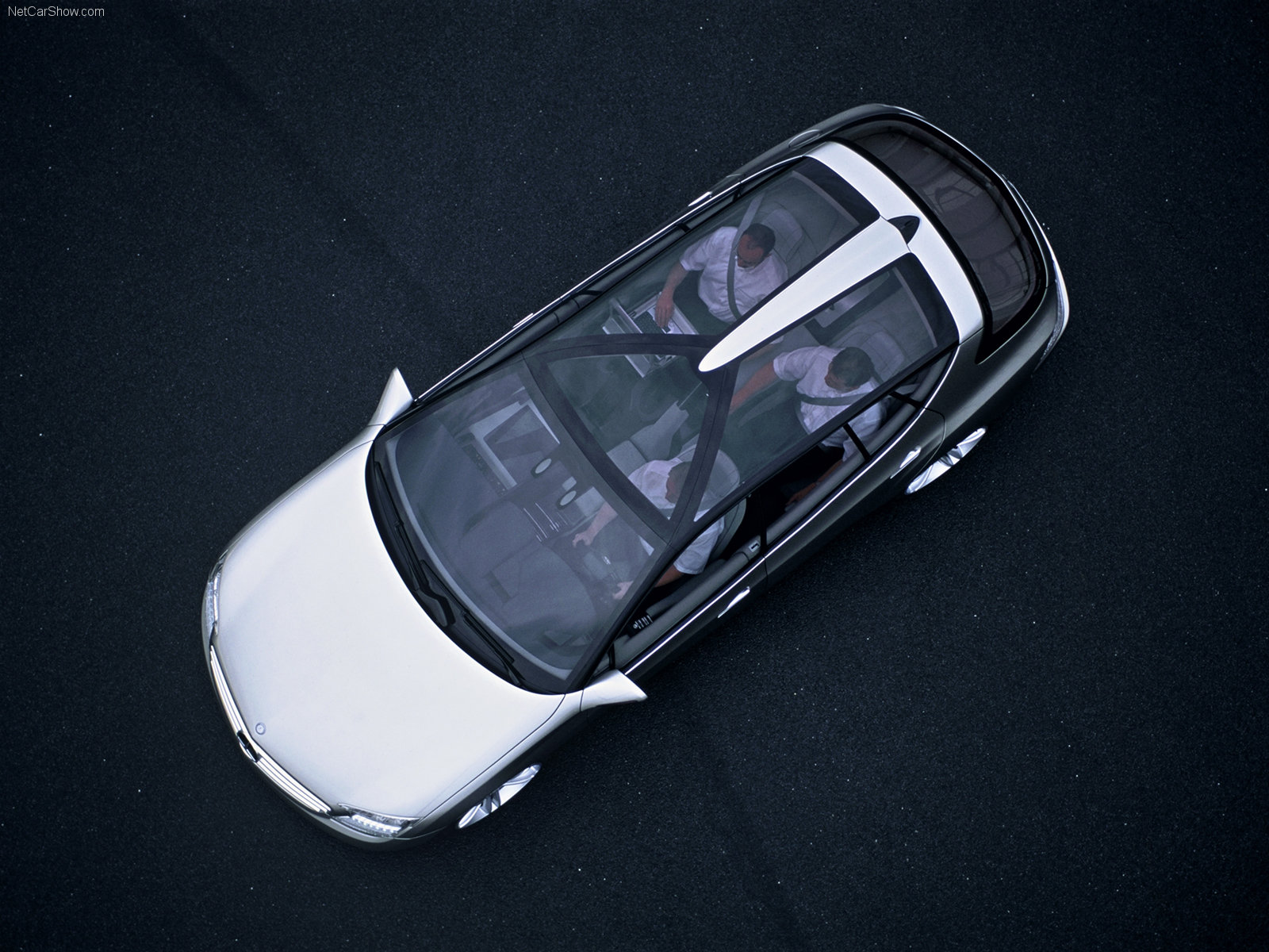 new mercedes benz f500 pictures