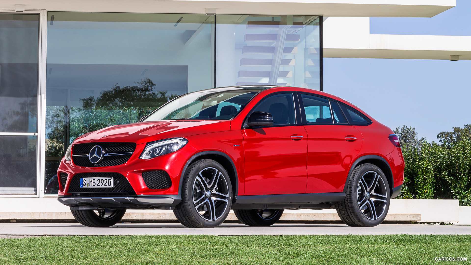 Mercedes benz gle 450 amg picture 134145 mercedes benz for Mercedes benz 450