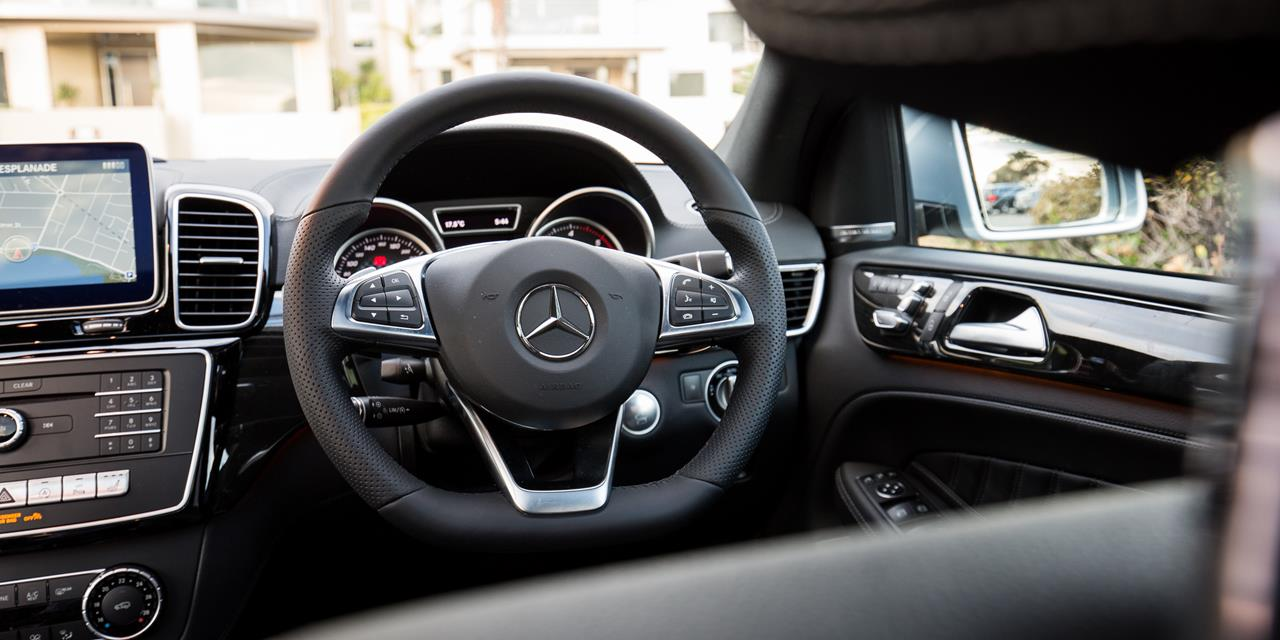 Mercedes-Benz GLE Coupe photo 170126