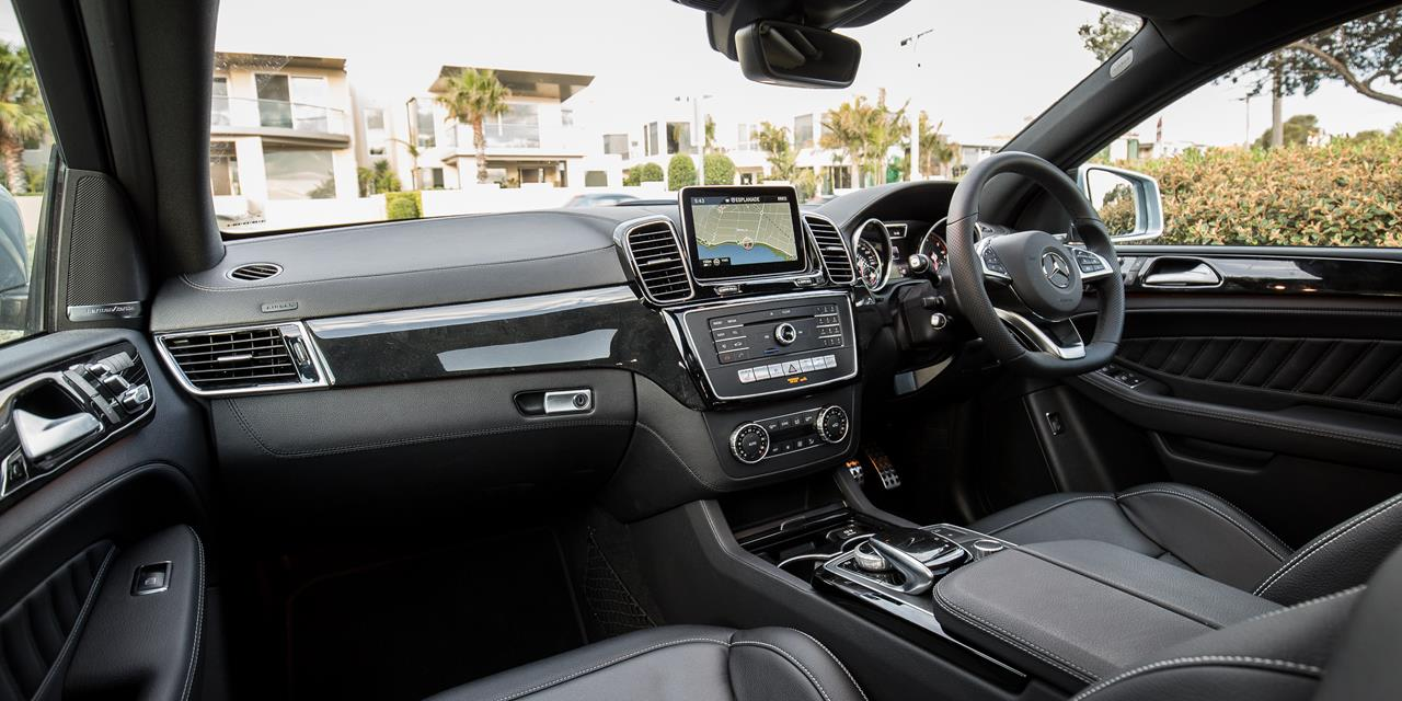 Mercedes-Benz GLE Coupe photo 170129